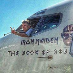 BOOK OF SOULS!!!