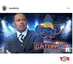 New Orleans Gators Basketball - Master P  Master P (Percy Miller) announced that he's the owner of the New Orleans Gators basketball team today. The team will compete in the Global Mixed Gender Basketball league. There's truly no limitfor Master P. He dominated the rap game throughout the 90s and even tried to play in the NBA. He currently appears on Growing Up Hip Hopand now he owns a basketball team.  The NBA is no longer the only league around. Ice Cub recently introduced the BIG3 league…