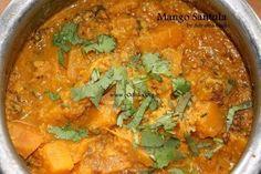 Mango Santula - The Typical Odia Food #Odisha #Food #Recipe #India | eOdisha.OrgeOdisha.Org
