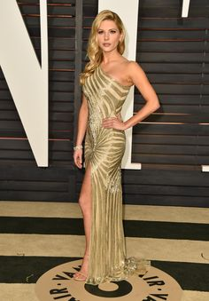 All the Looks From the 'Vanity Fair' Oscars After Party  - ELLE.com