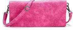 Clutch Bag RONJA von Fritzi aus Preußen in pink für Damen. Gr. 1