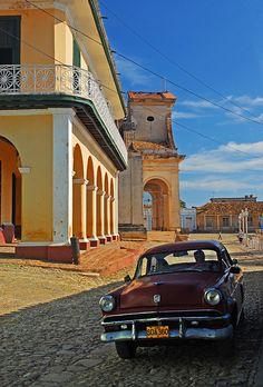 Two Classics - Trinidad, Sancti Spiritus, Cuba. http://www.cuba-junky.com/sancti-spiritus/trinidad-home.htm