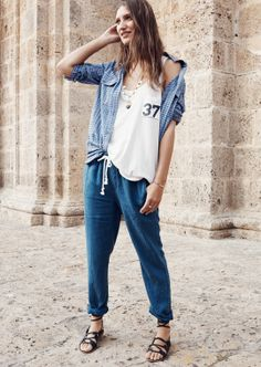 Women's Clothing : Denim, Shoes, Dresses, Bags & Jewelry | Madewell.com  #shopping #womensclothing #womensfashion