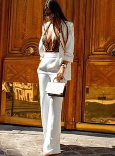 Top 15 Summer Street Style Look To Get Inspiration From - Femalle.net