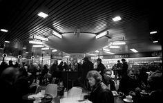 RestaurantTunneli, Helsinki. Photo: Kari Hakli 1973. HKM