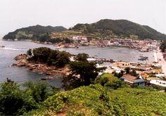 미조항 - 남해의 어업전진기지로 유명