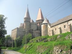 Top 100 of medieval castles, search the database, sort per country or castle type, vote for your favorite castles Medieval Castle, Black Sea, Romania, Barcelona Cathedral, Study, Inspirational, Studio, Studying, Research