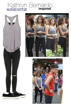 Outfit In London Style Inspiration Kathryn Bernardo Pinterest Best Street Styles And