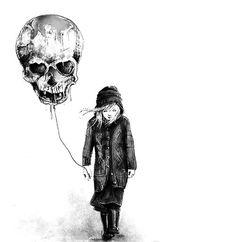 10 skull balloon designs
