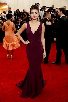 Selena Gomez - 2014 Met Gala