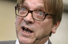 "What a bunch of Looney Liberals! Last month former Belgian prime minister Mr Verhofstadt took aim at US President-elect Donald Trump, Russian President Vladimir Putin and Turkey's Recep Tayyip Erdogan describing the trio as a ""ring of autocrats."" He fumed: ""Not only do they like each other, they also have one thing in common. ""Bashing and destroying our way of thinking, our values, our European liberal democracy."""