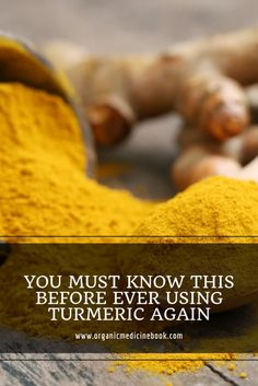 What is Turmeric ? Turmeric is well known in the world of Healing, it is a member of the maily … Natural Health Remedies, Natural Cures, Herbal Remedies, Natural Healing, Natural Life, Natural Foods, Natural Treatments, Natural Living, Coconut Oil