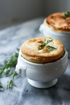 feasting at home: Spring Vegetable Pot Pie... a light healthy vegan version!