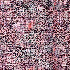 Percale rosa farver m dyreprint
