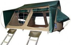 Hannibal Family Roof Top Tent