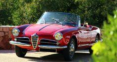 1958 Alfa Romeo Giulietta - Spider Veloce tipo 750   Classic Driver Market