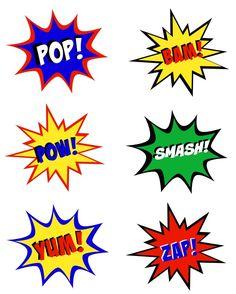 Pack a Super Hero Lunch (Free Printable) - Birthday - Superman Birthday, Avengers Birthday, Superhero Birthday Party, 3rd Birthday, Batman Party, Super Hero Birthday, Superhero Party Invitations, Birthday Parties, Volunteer Appreciation