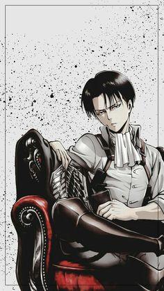 Levi Ackerman!! Shingeki no Kyojin