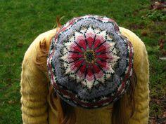 Fair Isle. Must make myself a real fair isle beret soon.