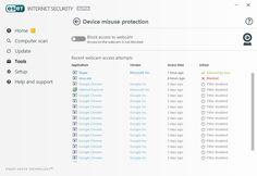 ESET lança versão Beta do novo ESET Internet Security