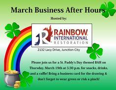 Junction City App News Center: Rainbow International Restoration Business After H...