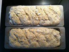 My Favorite Food, Favorite Recipes, Daily Bread, Bread Recipes, Banana Bread, Nom Nom, Good Food, Brunch, Food And Drink