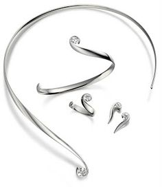 contemporary jewelry designers | Contemporary Jewellery and Watches: Paul Spurgeon designs Jewellery ...