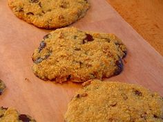 Low Carb Cookies! Really good, but don't taste like a perfect regular chocolate chip cookie so be warned!