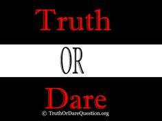 Sex truth or dare online