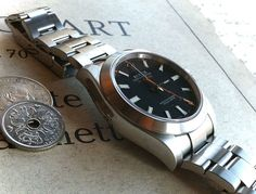 Milgauss From my competition - a watch from one of my readers