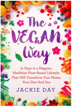 "NEW BOOK! The Vegan Way by Jackie Day ""When you feel like you're hitting a bump in the road to vegan, there's always a dash of comfort and inspiration here to keep you moving along.  I only wish I had this book decades ago!"" ~ Moby <3 @sodelicious @followyrheart @tofurky @beyondmeat @sweetearthfoods @miyokoskitchen @fieldroastgrain"