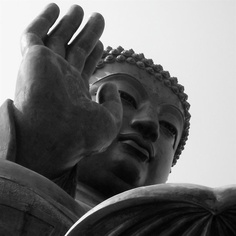 The Big Buddha - Hong Kong