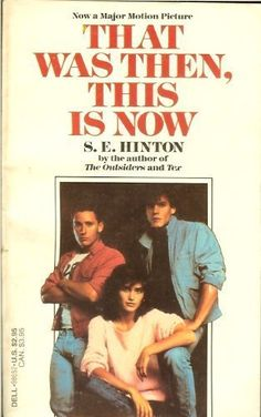 That Was Then, This Is Now by S.E. Hinton, http://www.amazon.com/dp/0440986524/ref=cm_sw_r_pi_dp_Jevfsb0GFGSWE