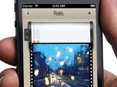 Rollie app | Designer: Daniel Nicolae