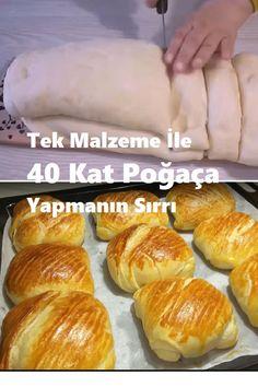 Turkish Recipes, Yogurt, Food And Drink, Bread, Cookies, Maya, Amigurumi, Essen, Crack Crackers
