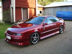 Opel Calibra Tuning (6) | Tuning Cool Sports Cars, Retro Toys, Fuel Economy, Hot Cars, Custom Cars, Cars And Motorcycles, Super Cars, Chevrolet, Audi