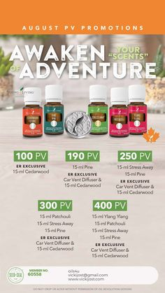 What can essential oils do for you and your family? Coconut Water, Young Living, Diffuser, Essential Oils, Stress, Anxiety, Loudspeaker Enclosure, Essential Oil Blends