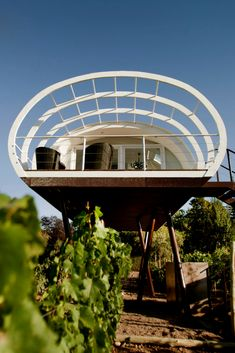 Experience seclusion and luxury at this glamping pod rental on stilts on a winery near Mendoza, Argentina. Ushuaia, Beautiful Places To Travel, Beautiful Hotels, Mendoza, Hotels And Resorts, Best Hotels, Wine Hotel, Peninsula Bangkok, Manhattan City