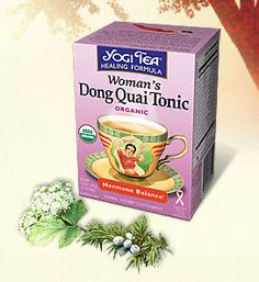 "Organic Woman's Dong Quai Tonic is an effective and organic way to lessen fatigue, restore your energy and balance a woman's hormones.* This healing tonic is formulated to ease what traditional Chinese medicine practitioners refer to as ""blood deficiency,"" resulting from stress, poor digestion,"