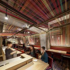 Patka restaurant by El Equipo Creativo, Barcelona hotels and restaurants