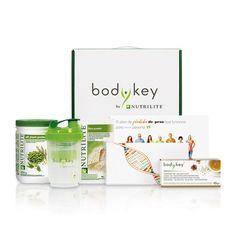 Da el primer paso importante y únete al programa bodykey de NUTRILITE™. Tu Kit bodykey es el inicio para lograr un nuevo TÚ