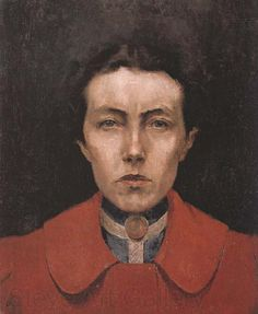 Aurelia de sousa Self-Portrait