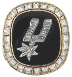 1999 NBA Championship Ring