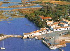 Moulin à marées - Loix, Ile de Ré, France