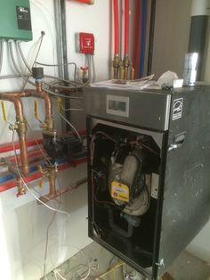Navien Combi-boiler for the whole house — Navien NCB Combi-boiler ...