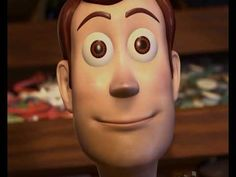 Cleaning/Fixing Woody Toy Story 2 Scene