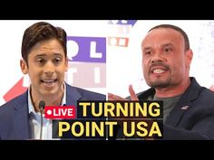 LIVE: Turning Point USA day 2: Dan Bongino, Michael Knowles, Benny Johnson, and more | Epoch Times - YouTube