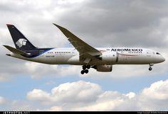 Boeing 787-8 Dreamliner N967AM 35312 London Heathrow Int'l - EGLL