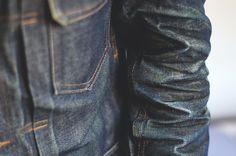 denim jacket   jeans fashion indigo