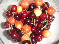 třešně v mističce Cherry, Fruit, Food, Syrup, Essen, Meals, Prunus, Yemek, Eten